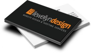 Business Cards One Word Graphics